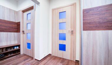 Interiérové dveře a zárubně Sapeli