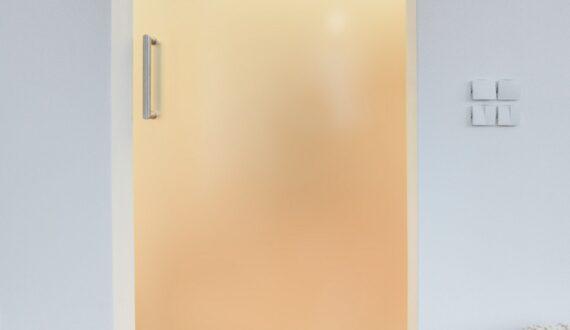 Celoskleněné dveře posuvné