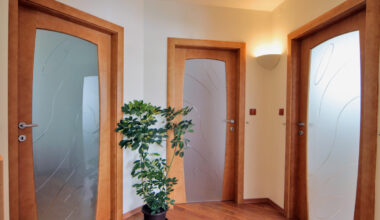 Jak vybrat interiérové dveře