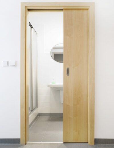 interiérové posuvné dveře do pouzdra