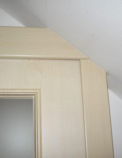 interiérové dveře Sapeli - úprava atyp