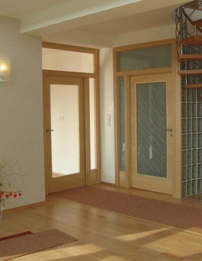 interiérové dveře Sapeli -javor