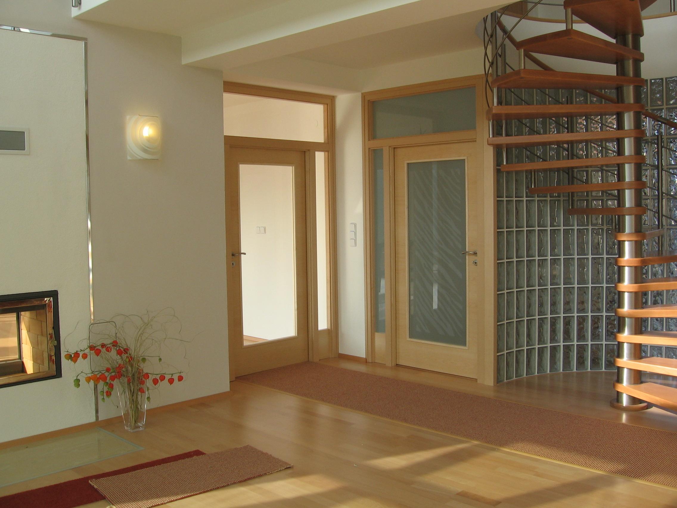 Interierove dvere Sapeli
