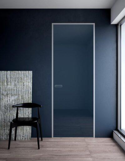 interiérové dveře skryté zárubně