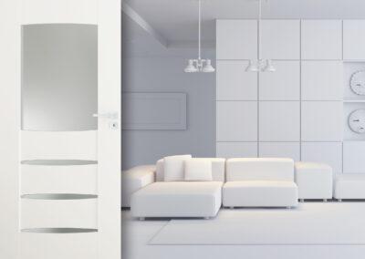 interiérové dveře Trend KOMFORT_B_1