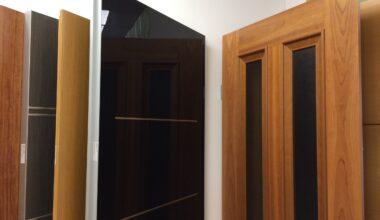 Jaký materiál vybrat pro interiérové dveře?