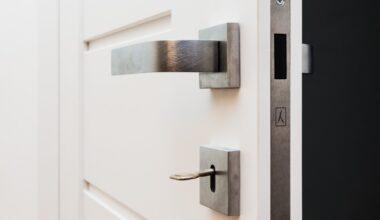 Interiérové dveře Trend a zábradlí
