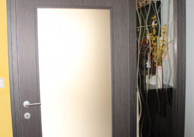 Interiérové dveře Sapeli  - stěna
