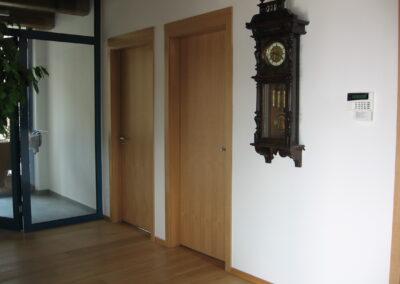 interiérové dveře Sapeli - dýha