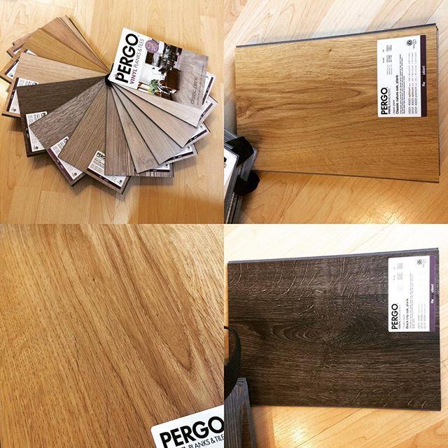 vinyl vinylová podlaha Pergo