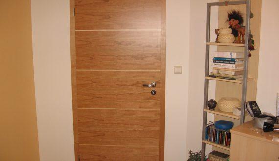Dveře Sapeli Alegro – třešeň/javor