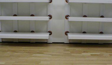 Plovoucí podlaha dýha dub Par-ky realizace OC Vaňkovka