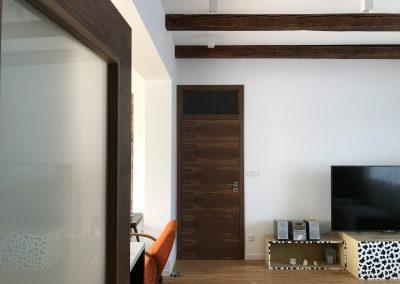 Interiérové dveře Sapeli ořech