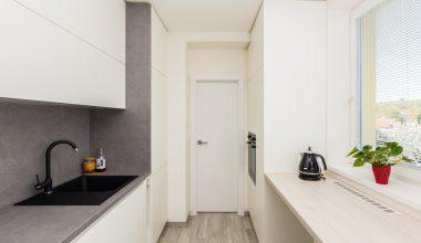 Interiérové dveře Trend – Styl – bílé