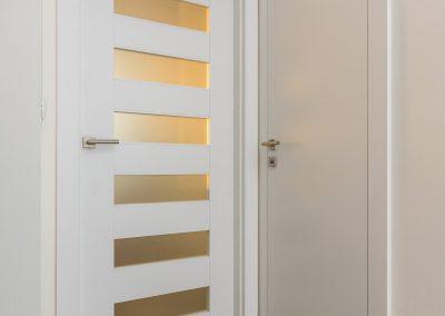 Interiérové dveře Trend bílé