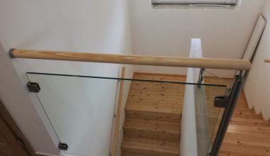 Zábradlí JAP ke schodišti