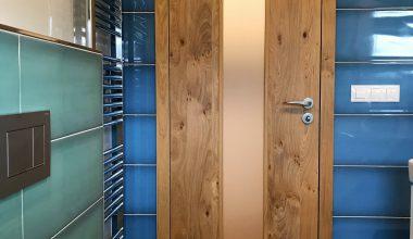 Dveře Sapeli – přírodní dřevěná dýha